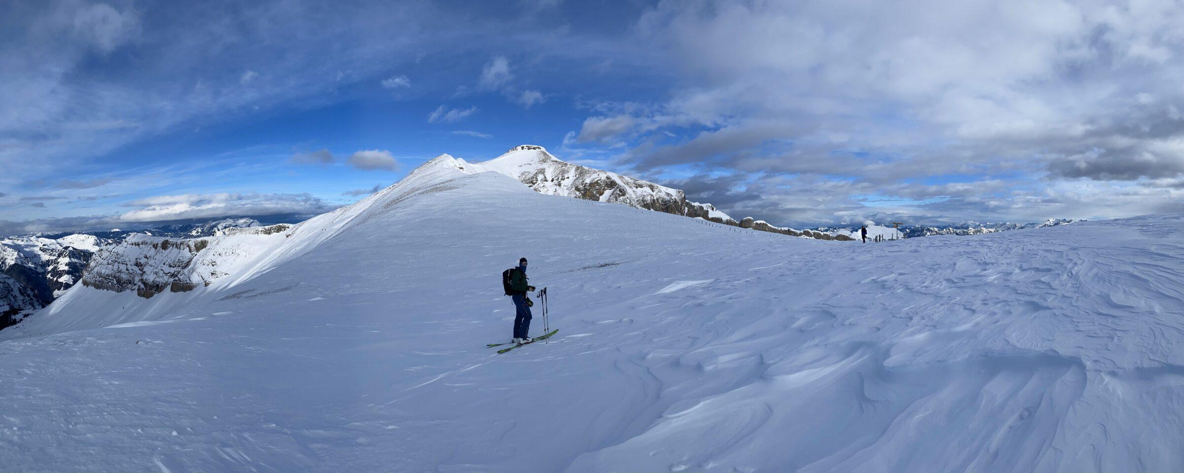 Skitour Chaiserstuel